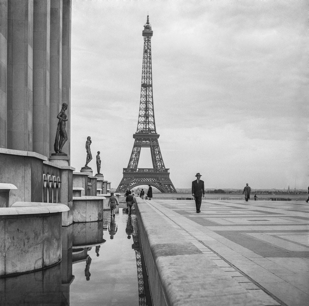 EIFFEL TOWER BY H.A. DURFEE JR.