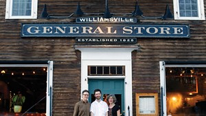 The Williamsville Eatery Brings a 19th-Century General Store Back to Life