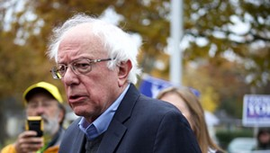 Berned Bridges? Sanders Dogged by 2016 Charges