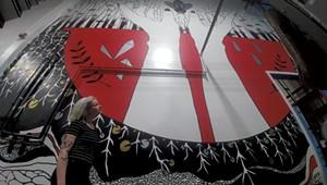 Sunniva Dutcher Brings the Murals to Burlington Beer
