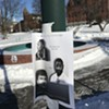 UVM Administrators Decry 'Racist' Flyers Posted on Campus