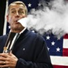 The Cannabis Catch-Up: John Boehner Has 'Evolved,' Joins Weed Company