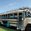 Marlboro College Students Get on the Bus for Expedition Ed
