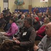 Champlain Parkway Reviewed at 'Unexpectedly Civil' Meeting