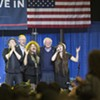 Watch Bernie Sanders and Vermont Musicians Sing 'This Land Is Your Land'