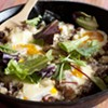 Farmers Market Kitchen: Flexitarian Baked Ham and Eggs
