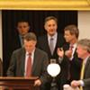 Leaders Say Farewell as Vermont Legislature Adjourns