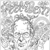 Feel the Bern: An Adult Coloring Contest!