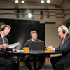 Sarcasm Trumps Substance as Milne and Leahy Debate at VPR