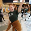 UVM Flash Mob at the Airport [SIV467]