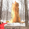 The Parmelee Post: First-Ever Documented Maple Geyser Erupts in Jericho