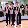 Elsa Wheel, 90, Is Still a High Stepper
