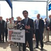 Weinberger, Scott Announce Coalition to Fight Climate Change