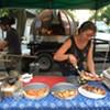 Dining on a Dime: Food Carts at Momo's Market
