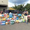 Paw Patrol: Vermont Volunteers Fetch Displaced Animals in Houston