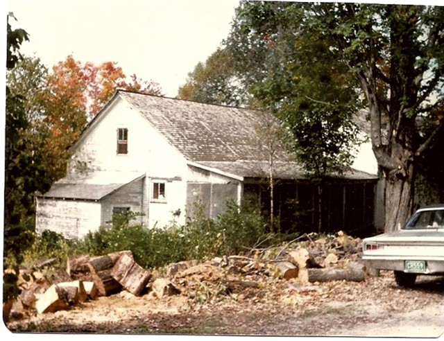 Ruth Stone homestead - COURTESY OF VIDA: WOMEN IN LITERARY ARTS