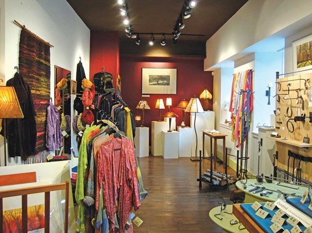 Collective — the art of craft in Woodstock - MEG BRAZILL