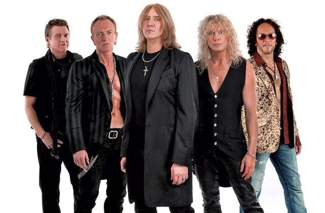 Def Leppard - COURTESY OF ASH NEWELL