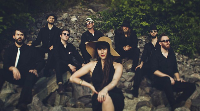Kat Wright & the Indomitable Soul Band - COURTESY OF  KAT WRIGHT & THE INDOMITABLE SOUL BAND