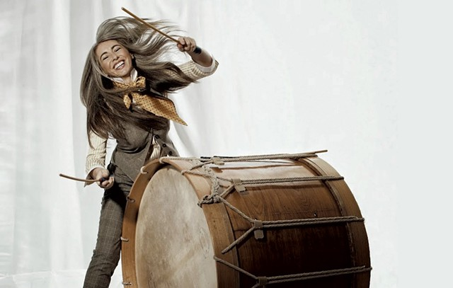 Evelyn Glennie - LAMBEG © PHILIPP RATHMER/BRIGETTE
