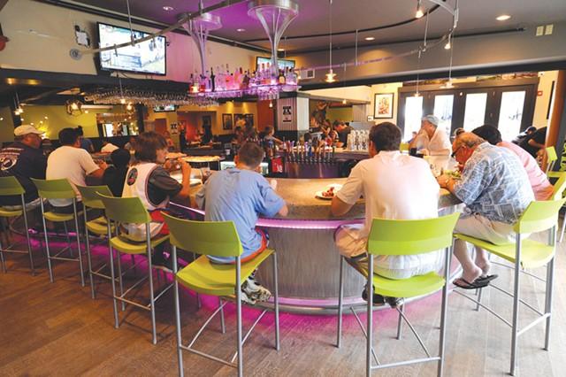 Piecasso Pizzeria & Lounge - JEB WALLACE-BRODEUR