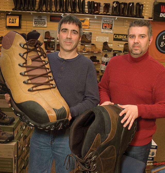 Lenny's Shoe & Apparel - MATTHEW THORSEN