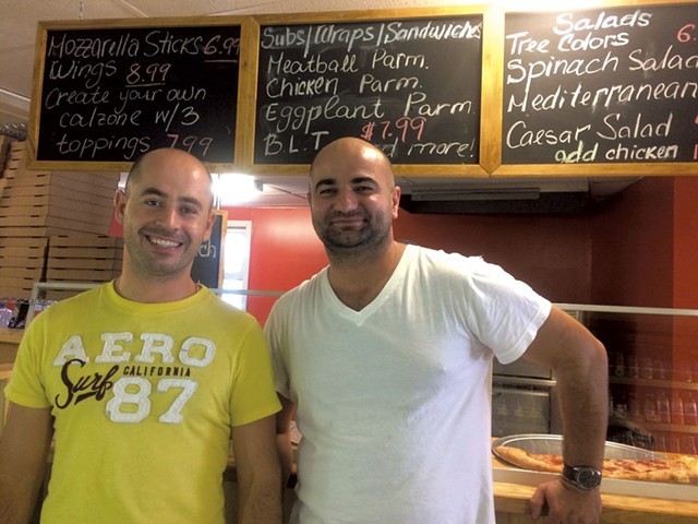 Vasile Roman and Omer Alicic - ALICE LEVITT