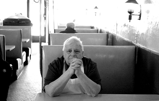 Dick Bove - COURTESY OF GRAYSON CROUNSE