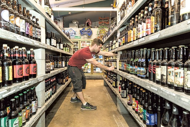 Beverage Warehouse - OLIVER PARINI