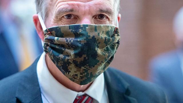 The Man Behind the Mask: Gov. Phil Scott Leads Vermont Through the Coronavirus Crisis