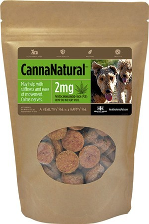 CannaNatural biscuits - HEALTHY HEMP PET COMPANY