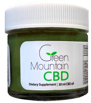 Edible CBD Salve - GREEN MOUNTAIN CBD