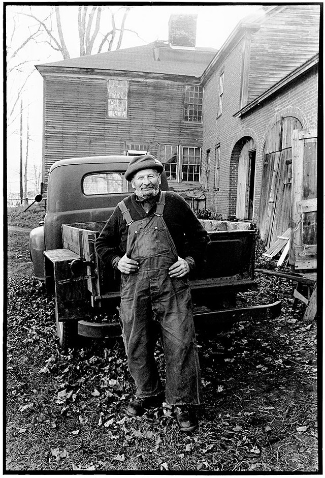 Theron Boyd, Quechee, 1971 - ETHAN HUBBARD