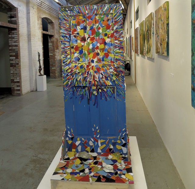 """Home Portal"" by Ross Sheehan - MATTHEW THORSEN"