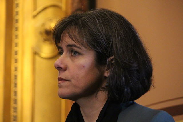 House Speaker Mitzi Johnson - PAUL HEINTZ
