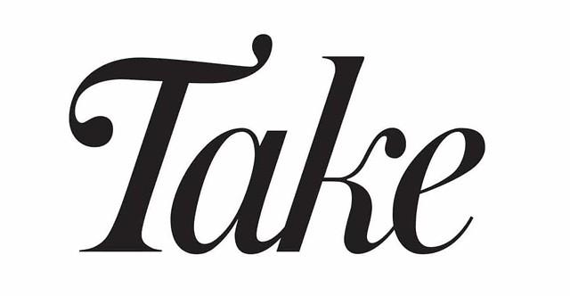 'Take Magazine' - COURTESY OF 'TAKE MAGAZINE'