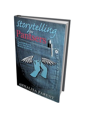 Storytelling for Pantsers: How to Write and Revise Your Novel Without an Outline by Annalisa Parent, Laurel Elite Books, 294 pages. $24.95.