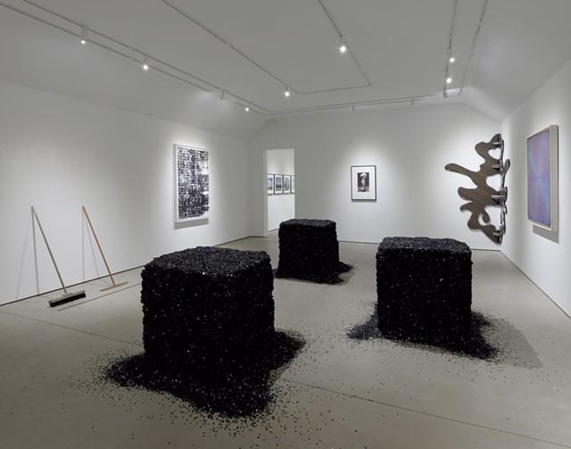 """Absolutely No Donations"" (installation) by Lara Favaretto"