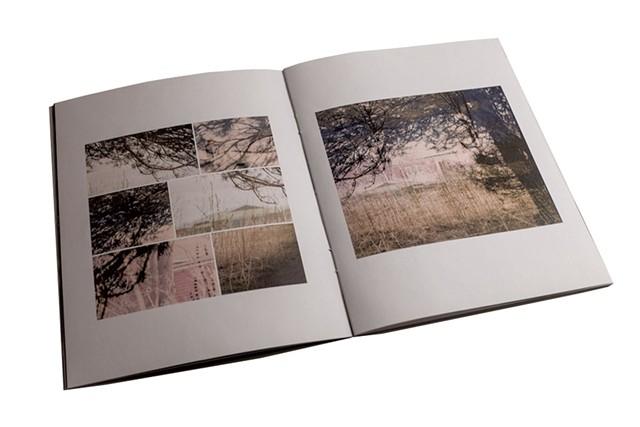 Mary Zompetti's new book, 45 Degrees North - COURTESY PHOTO