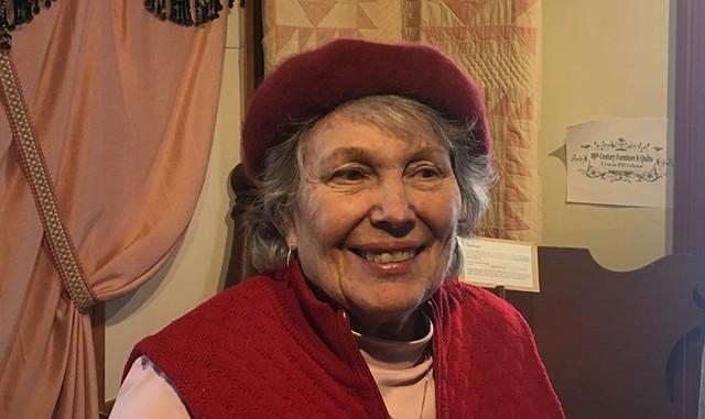 Judy Dodds - SADIE WILLIAMS