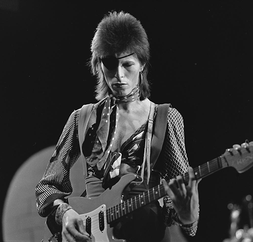 David Bowie - COURTESY: WIKIMEDIA COMMONS