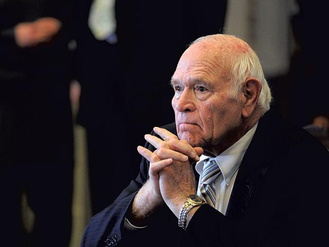 Sen. Dick Sears - FILE: JEB WALLACE-BRODEUR