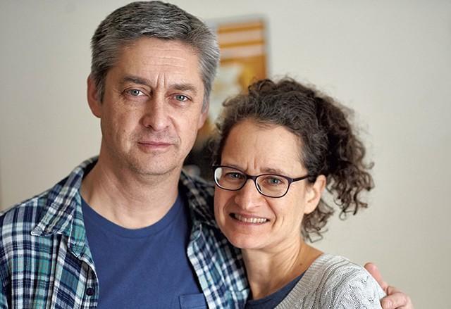 John Dunlop and Laura Markowitz - BEAR CIERI
