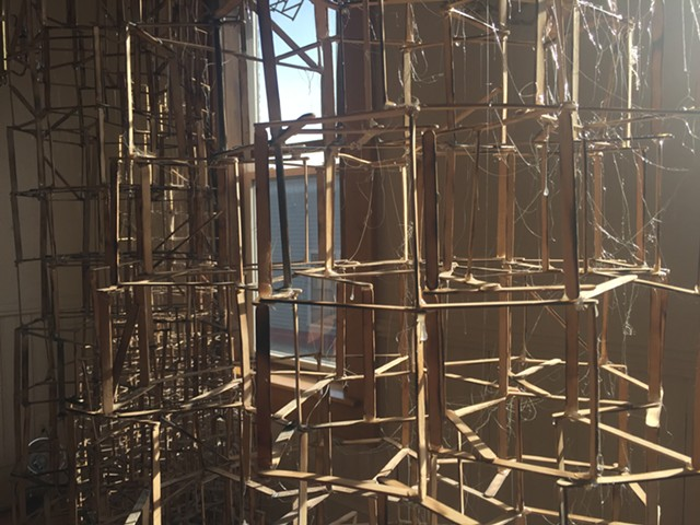 Sculpture by Samantha Eckert - NEW CITY GALERIE
