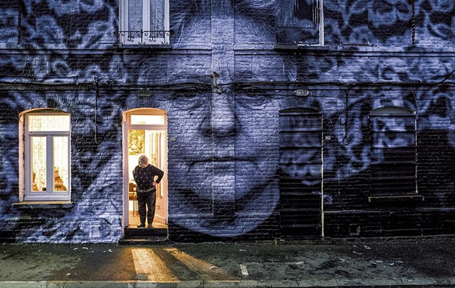Still from Agnès Varda's Faces Places - COURTESY OF VERMONT INTERNATIONAL FILM FOUNDATION