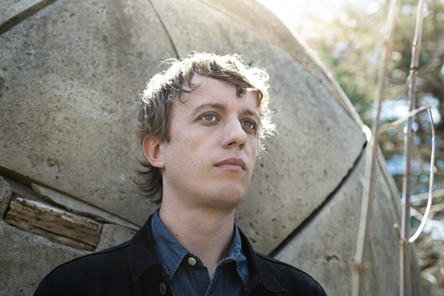Steve Gunn - COURTESY OF STEVE GUNN