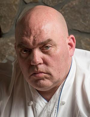 Chef Chris Bonnivier - ZACHARY P. STEPHENS