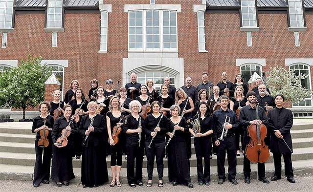The Burlington Chamber Orchestra - COURTESY OF ALISON REDLICH