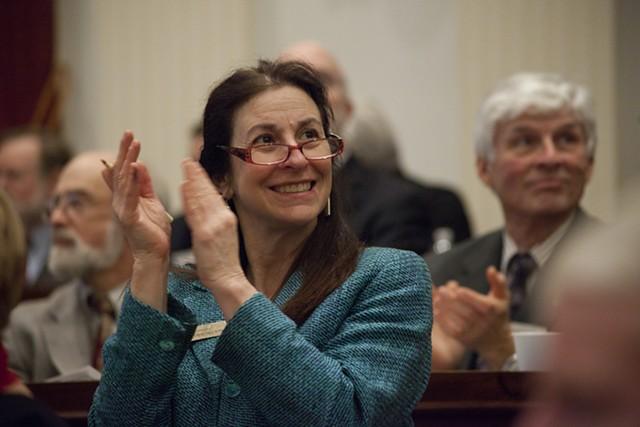 Rep. Barbara Rachelson - FILE: MATTHEW THORSEN