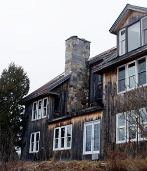 Kristina Stykos' house in South Washington - SARAH PRIESTAP